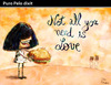 Cartoon: Puro Pelo Dixit (small) by PETRE tagged beatles,songs,food,love
