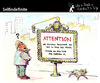 Cartoon: Selfindefinite (small) by PETRE tagged affiche,poster,paradox
