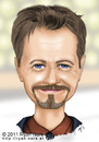 Cartoon: Gary Oldman (small) by RyanNore tagged gary,oldman,caricature,drawing,ryan,nore
