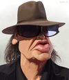 Cartoon: Udo Lindenberg (small) by penava tagged musiker,musician,singer,sänger,musik,music,german