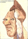 Cartoon: Last of the Mohicans (small) by jjjerk tagged uncas,last,of,the,mohicans,indian,cartoon,caricature