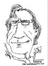 Cartoon: Yuriy Kosobukin 1950-2013 (small) by jjjerk tagged yuriy,kosobukin,cartoon,cartoonist,famous,people,glasses,russia,russian