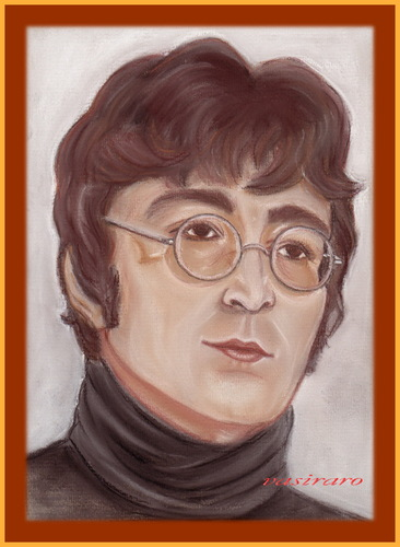 Cartoon: sir John (medium) by Kidor tagged sir,john,lennon,kid