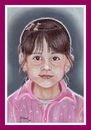 Cartoon: Andreea (small) by Kidor tagged child,kidor