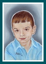 Cartoon: Andrei C (small) by Kidor tagged child,kidor