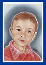 Cartoon: Costi (small) by Kidor tagged child,kidor