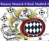 Cartoon: Bayern Munich 0 Real Madrid 4 (small) by Hossein Kazem tagged bayern,munich,real,madrid