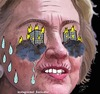 Cartoon: Hillary Clinton (small) by Hossein Kazem tagged hillary,clinton