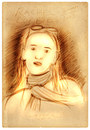 Cartoon: Rachel Corrie (small) by mahmetdemir tagged rachel,corrie
