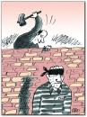 Cartoon: execution (small) by penapai tagged prisoner