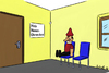 Cartoon: Pinocchio (small) by bobele tagged pinocchio,hno,arzt