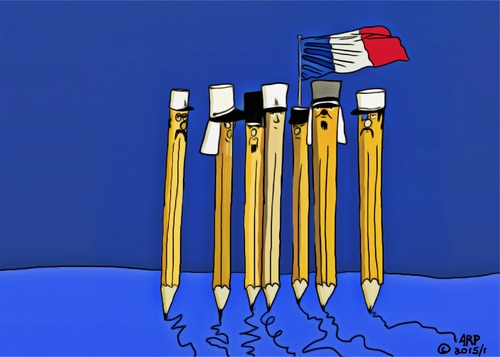 Cartoon: French Foreign Legion Pencils (medium) by tonyp tagged news,arptoons,legion,foreign,french,pencils,arp