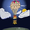 Cartoon: Directions (small) by tonyp tagged arp,baloon,directions,arptoons