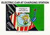 Cartoon: ELECTRIC CARS (small) by tonyp tagged arp,electric,cars,arptoons