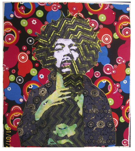 Cartoon: Excuse me while i kiss the sky (medium) by juniorlopes tagged jimi,hendrix