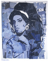 Cartoon: Amy Winehouse (small) by juniorlopes tagged amy