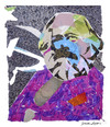 Cartoon: Karl Marx (small) by juniorlopes tagged karl,marx