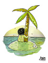 Cartoon: Let the sunshine in (small) by juniorlopes tagged cartoon