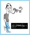 Cartoon: my twitter (small) by juniorlopes tagged twitter
