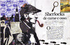 Cartoon: New illustration (small) by juniorlopes tagged sherlock,illustration