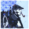 Cartoon: Sherlock Holmes (small) by juniorlopes tagged sherlock,holmes,illustration