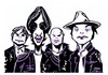Cartoon: The Verve (small) by juniorlopes tagged the,verve