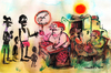 Cartoon: humanity for africa (small) by ivo tagged wow