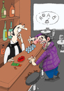 Cartoon: bar (small) by ivo tagged wow