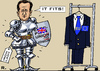Cartoon: Thatchers Heir (small) by RachelGold tagged eu,gb,uk,cameron,thatcher,separation
