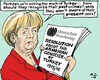 Cartoon: Armenian Genocide (small) by MarkusSzy tagged germany,turkey,armenians,bundestag,resolution,genocide,merkel