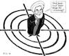 Cartoon: I- U- ranisches Roulette (small) by MarkusSzy tagged iran,usa,golf,krieg,uran,atom,abkommen