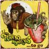 Cartoon: Torpedo Monkeys TO GO (small) by Christian Nörtemann tagged apes,monkeys,garage,rocknroll
