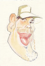 Cartoon: Jason Seiler (small) by zed tagged jason,seiler,usa,artist,illustrator,portrait,caricature