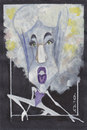 Cartoon: Lady Gaga (small) by zed tagged lady,gaga,england,singer,music,famous,people,portrait,caricature