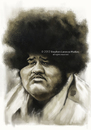 Cartoon: Baby Huey (small) by slwalkes tagged babyhuey,stephenlorenzowalkes,digitalpainting,wacom