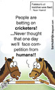 Cartoon: Spot Fixing (small) by bamulahija tagged spot,fixing,cricket,cartoon