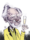 Cartoon: Ronald Searle (small) by Mattia Massolini tagged ronald,searle,caricature,mattia,massolini