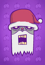 Cartoon: Robot Santa (small) by Playa from the Hymalaya tagged santa,claus,weihnachtsmann,robot,roboter,christmas,weihnachten,xmas