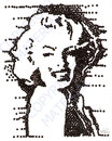 Cartoon: Marilyn Monroe (small) by remyfrancis tagged marilyn,monroe,icon,actress,notorious,celebrity,blonde,beautiful,woman,female,smiling,famous,people