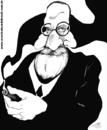 Cartoon: Another Freud (small) by Toni DAgostinho tagged freud