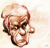 Cartoon: Caricature of Picasso (small) by Toni DAgostinho tagged caricatura,picasso