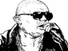 Cartoon: Wisin (small) by horate tagged music