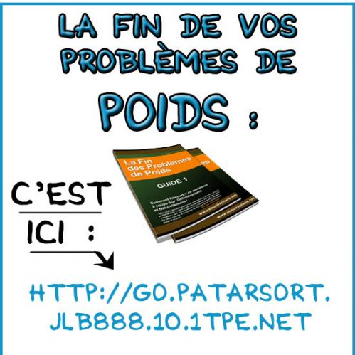 Cartoon: La FIN de vos problemes de POIDS (medium) by chatelain tagged la,fin,de,vs,prbl,poids
