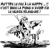 Cartoon: Maree noire ... (small) by CHRISTIAN tagged maree,noire,petrole,louisiane