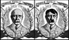 Cartoon: PETAIN .... (small) by CHRISTIAN tagged philippe,petain