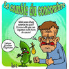Cartoon: Le comble du concombre (small) by Alain-R tagged concombre