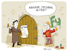 Cartoon: Anschlag der Thesen (small) by FEICKE tagged reformation,500,jahre,martin,luther,kirche,thesen,graffity,jugend