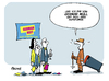 Cartoon: German Mut der FDP (small) by FEICKE tagged fdp,liberale,freie,demokraten,partei,parteitag,lindner,kubicki,suding,wahl,german,mut,angst