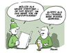 Cartoon: VW Image (small) by FEICKE tagged vw,volkswagen,skandal,krise,vorstand,personal