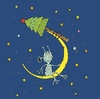 Cartoon: Happy New Year (small) by belozerov tagged new,year,tree,alien,mond,star,holiday
